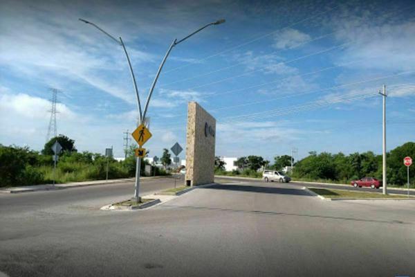 Foto de terreno habitacional en venta en calle 8 , algarrobos desarrollo residencial, mérida, yucatán, 20589916 No. 01