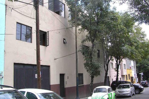 Foto de oficina en venta en calle 8 , san pedro de los pinos, benito juárez, df / cdmx, 3063777 No. 01