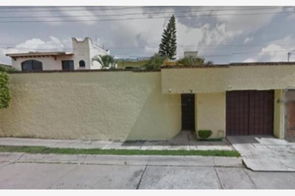 Foto de casa en venta en calle 9 , tarianes, jiutepec, morelos, 8336912 No. 01
