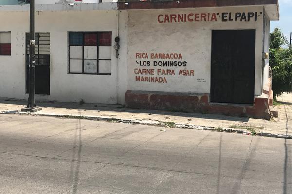 Foto de terreno comercial en venta en calle alarcon ctv3003e , tampico centro, tampico, tamaulipas, 5742300 No. 01