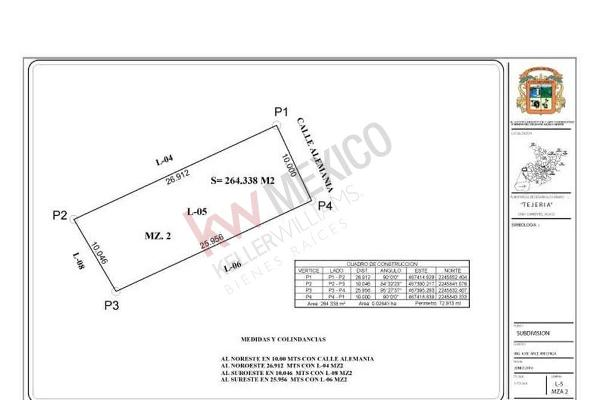 Foto de terreno habitacional en venta en calle alemania 05, el tuito, cabo corrientes, jalisco, 13329872 No. 19