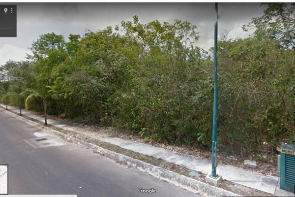 Foto de terreno habitacional en venta en calle algas 0 , playa del carmen, solidaridad, quintana roo, 6140382 No. 02