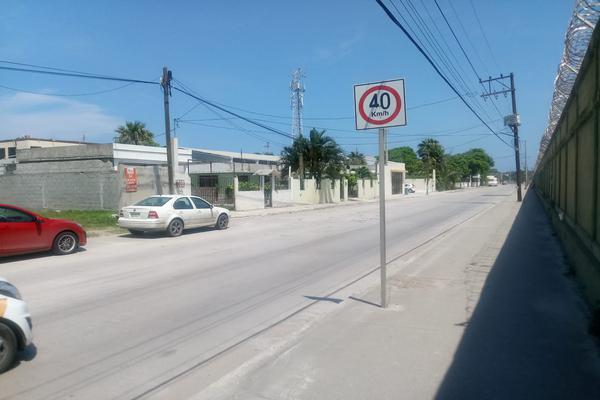 Foto de terreno habitacional en venta en calle altamirano , emilio carranza, ciudad madero, tamaulipas, 7469892 No. 04