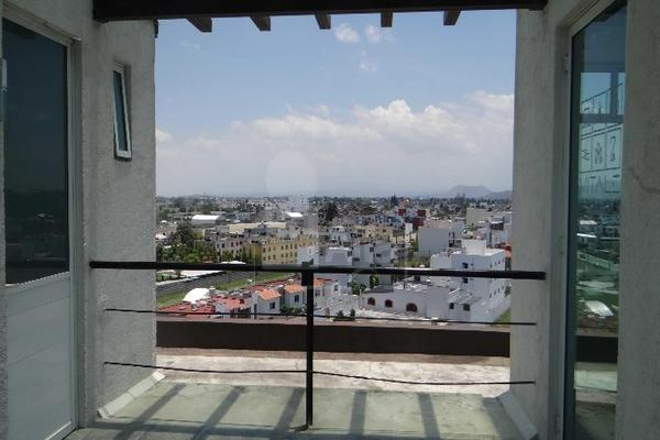 Foto de departamento en venta en calle atzala colonia centro, torre vento depto. 602 , san andrés cholula, san andrés cholula, puebla, 7512454 No. 25
