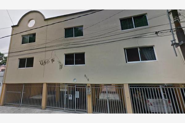 Foto de departamento en venta en calle balboa 516, portales norte, benito juárez, df / cdmx, 12274032 No. 01