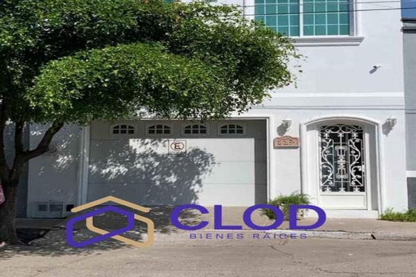 Foto de casa en venta en calle benito juarez 817, centro, culiacán, sinaloa, 0 No. 01