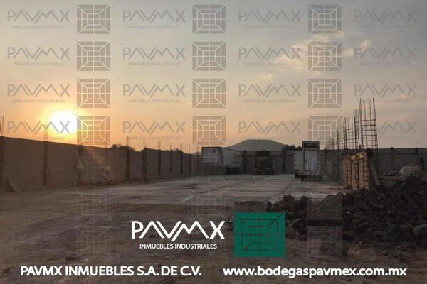 Foto de nave industrial en renta en calle camino viejo a las pir?mides 2, ampliación santa catarina, acolman, méxico, 8874738 No. 05