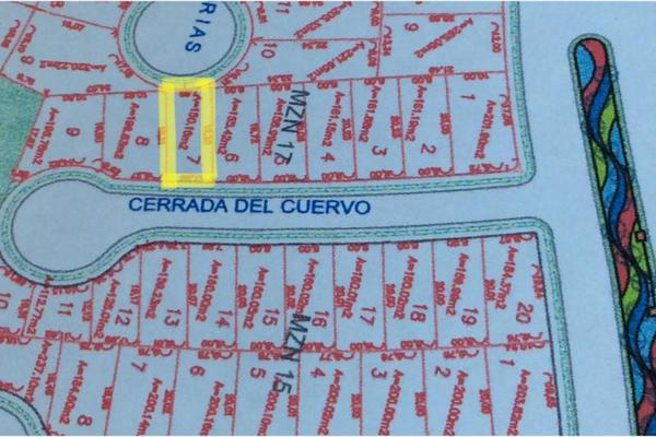 Foto de terreno habitacional en venta en calle cerrada del cuervo 7, la noria, huimilpan, querétaro, 7127715 No. 12