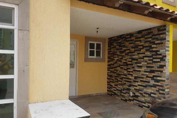 Foto de casa en venta en calle chimalhuacán 16 casa 17-a , la concepción, tultitlán, méxico, 10718679 No. 04