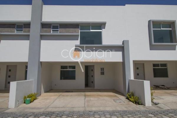 Foto de casa en venta en calle cholula 100, cholula, san pedro cholula, puebla, 7173620 No. 02