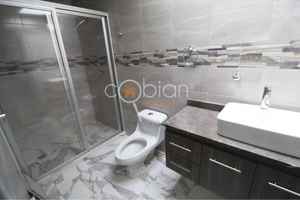 Foto de casa en venta en calle cholula 100, cholula, san pedro cholula, puebla, 7173620 No. 16