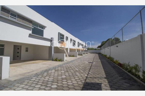 Foto de casa en venta en calle cholula 100, santiago mixquitla, san pedro cholula, puebla, 7173620 No. 01