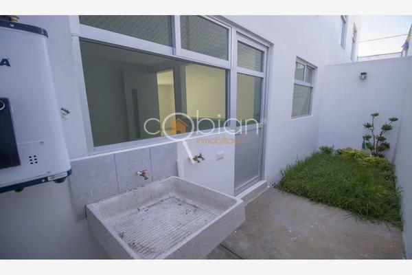Foto de casa en venta en calle cholula 100, santiago mixquitla, san pedro cholula, puebla, 7173620 No. 09