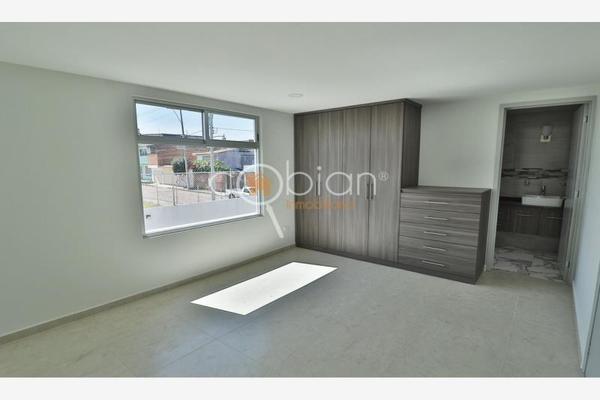 Foto de casa en venta en calle cholula 100, santiago mixquitla, san pedro cholula, puebla, 7173620 No. 12