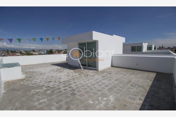 Foto de casa en venta en calle cholula 100, santiago mixquitla, san pedro cholula, puebla, 7173620 No. 22