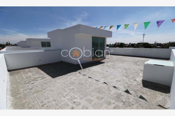Foto de casa en venta en calle cholula 100, santiago mixquitla, san pedro cholula, puebla, 7173620 No. 23