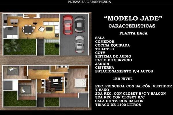 Foto de casa en venta en calle cisnes manzana 12 a, lte 29 , lago de guadalupe, cuautitlán izcalli, méxico, 0 No. 03