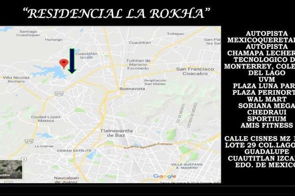 Foto de casa en venta en calle cisnes manzana 12 a, lte 29 , lago de guadalupe, cuautitlán izcalli, méxico, 0 No. 15