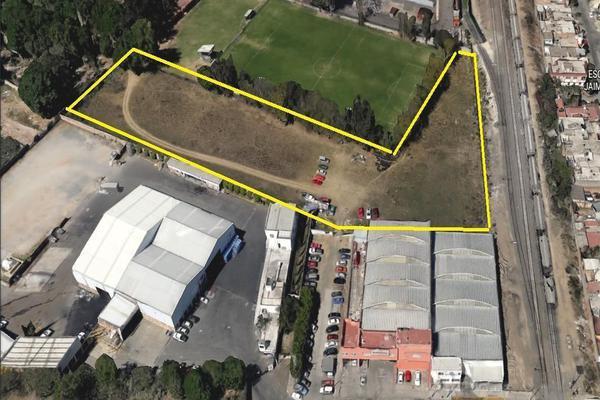 Foto de terreno habitacional en venta en calle compresor , álamo industrial, san pedro tlaquepaque, jalisco, 20078012 No. 01