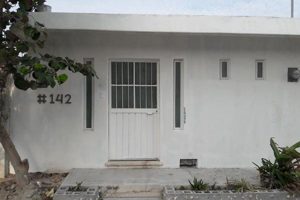 Foto de oficina en renta en calle corvina , justo sierra, carmen, campeche, 14036847 No. 01