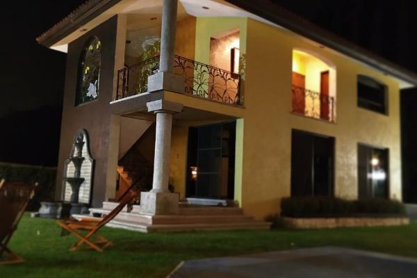 Foto de casa en renta en calle de andrés , club de golf el cristo, atlixco, puebla, 14033341 No. 01