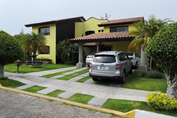 Foto de casa en venta en calle de andrés , club de golf el cristo, atlixco, puebla, 14033345 No. 02