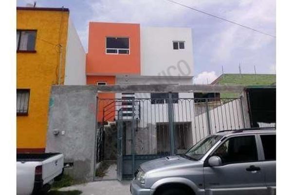 Foto de casa en venta en calle de huitziltepec , las américas, querétaro, querétaro, 5950842 No. 01