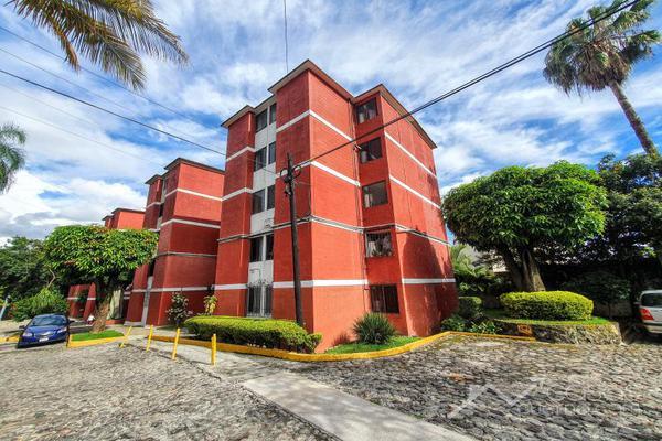 Foto de departamento en renta en calle de la luz 0, chapultepec, cuernavaca, morelos, 16246663 No. 01