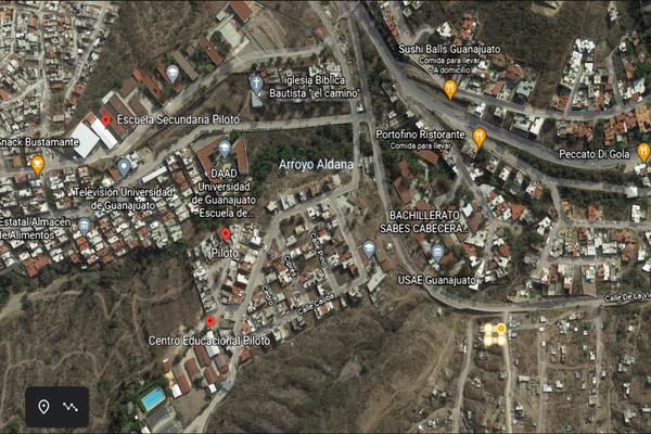 Foto de terreno habitacional en venta en calle de la vía , santa fe, guanajuato, guanajuato, 16896258 No. 03