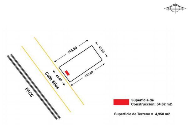 Foto de terreno industrial en venta en calle de los silos , agrícola industrial, camargo, chihuahua, 7514192 No. 03