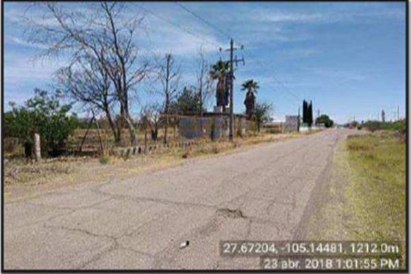 Foto de terreno industrial en venta en calle de los silos , agrícola industrial, camargo, chihuahua, 7514192 No. 05