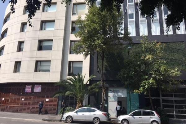 Foto de oficina en renta en calle de niza 80, juárez, cuauhtémoc, df / cdmx, 6136205 No. 01