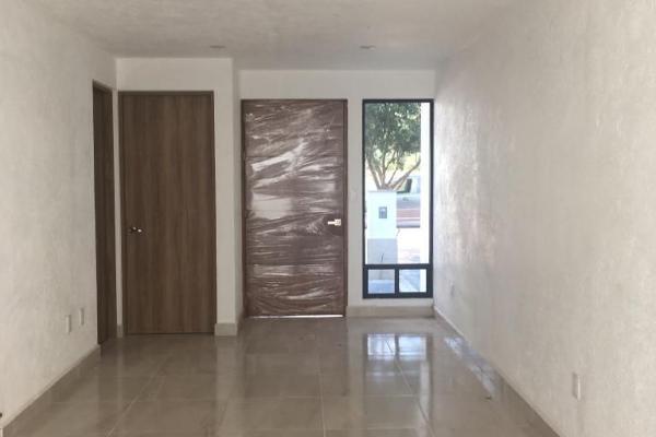 Foto de casa en venta en calle del encinoi , residencial el parque, el marqués, querétaro, 14022653 No. 02