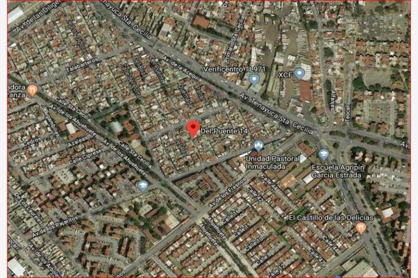 Foto de casa en venta en calle del puente 14, santa cecilia, tlalnepantla de baz, méxico, 6129999 No. 03