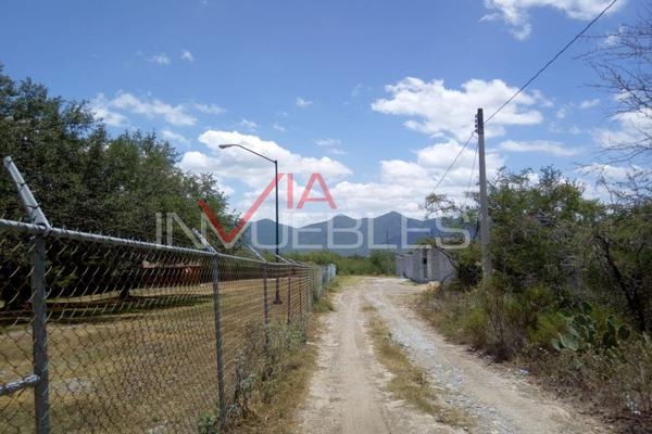 Foto de terreno industrial en venta en calle #, el barrial, 67303 el barrial, nuevo león , el barrial, santiago, nuevo león, 13339392 No. 01