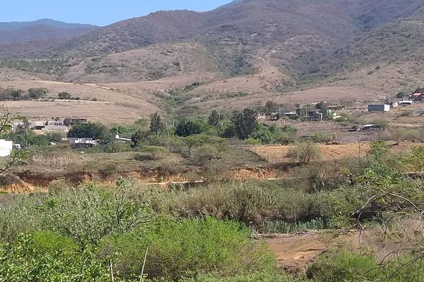Foto de terreno habitacional en venta en calle el pocito , san andres huayapam, san andrés huayápam, oaxaca, 7229675 No. 01