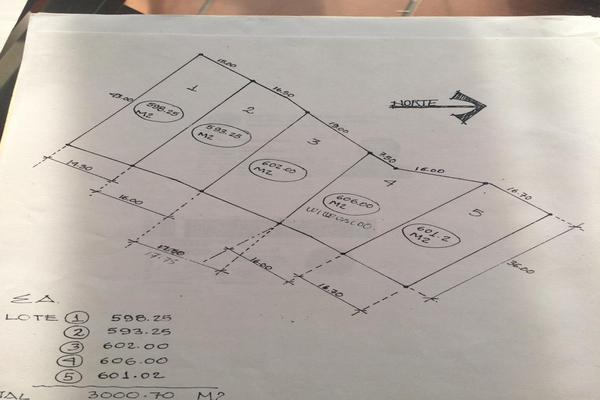 Foto de terreno habitacional en venta en calle el pocito , san andres huayapam, san andrés huayápam, oaxaca, 7229675 No. 07