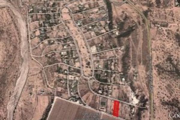 Foto de terreno habitacional en venta en calle equitacion lot 8 manzana ix. rio bonito s/n s/n , real del alamito, hermosillo, sonora, 3194317 No. 01