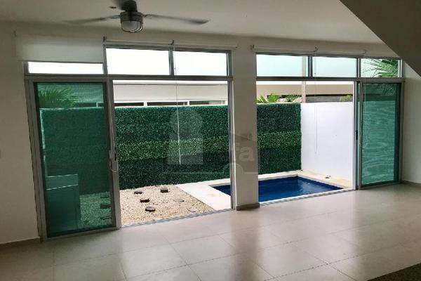 Foto de casa en renta en calle ficus , residencial cumbres, benito juárez, quintana roo, 5712139 No. 22