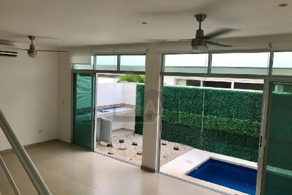 Foto de casa en renta en calle ficus , residencial san antonio, benito juárez, quintana roo, 5712139 No. 16