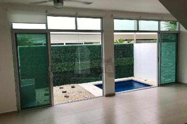 Foto de casa en renta en calle ficus , residencial san antonio, benito juárez, quintana roo, 5712139 No. 22