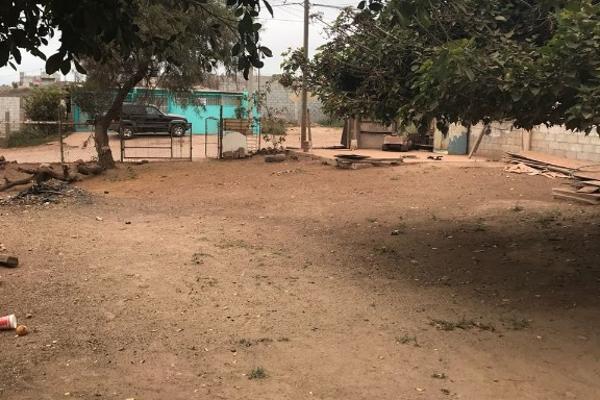 Foto de terreno habitacional en venta en calle general emiliano zapata 702 , granjas familiares unidas, tijuana, baja california, 5394589 No. 01