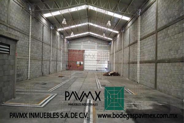 Foto de nave industrial en renta en calle gobernador rafael cepeda 60, granjas valle de guadalupe sección a, ecatepec de morelos, méxico, 8876707 No. 01
