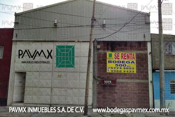 Foto de nave industrial en renta en calle gobernador rafael cepeda 60, granjas valle de guadalupe sección a, ecatepec de morelos, méxico, 8876707 No. 06