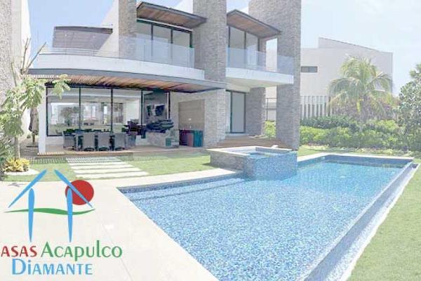Foto de casa en venta en calle guamuchil 12, 3 vidas, acapulco de juárez, guerrero, 8877937 No. 02
