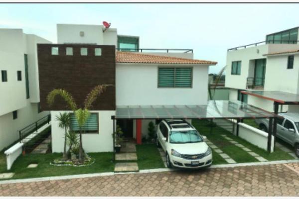 Foto de casa en venta en calle insurgentes 173, capultitlán centro, toluca, méxico, 16201420 No. 01