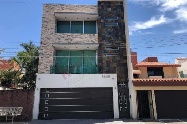 Foto de casa en venta en calle juan de la barrera 1426, chapultepec, culiacán, sinaloa, 0 No. 01