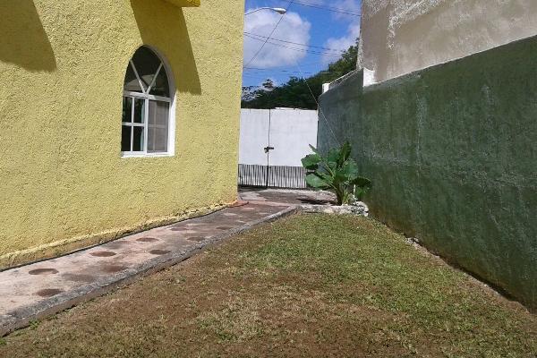 Foto de casa en venta en calle justo sierra , supermanzana 50, benito juárez, quintana roo, 3451762 No. 19
