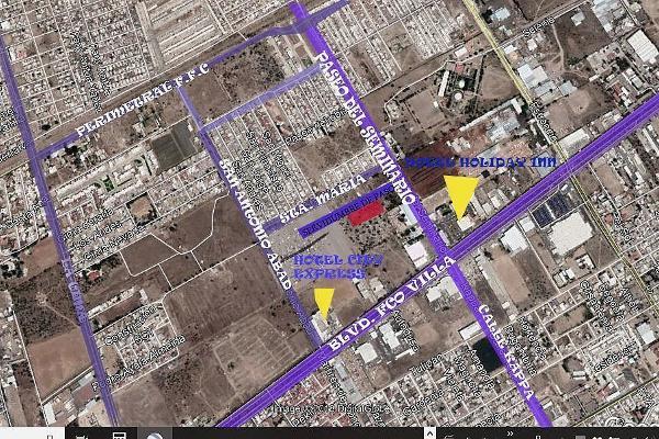 Foto de terreno habitacional en venta en calle kappa , 20 de noviembre, durango, durango, 5889420 No. 06