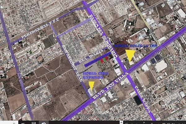 Foto de terreno habitacional en venta en calle kappa , 20 de noviembre, durango, durango, 5889420 No. 07